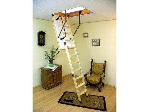 Складная чердачная лестница Extra