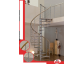 Металлическая лестница Venezia Eiche d120