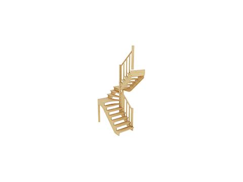 Лестница К-033м