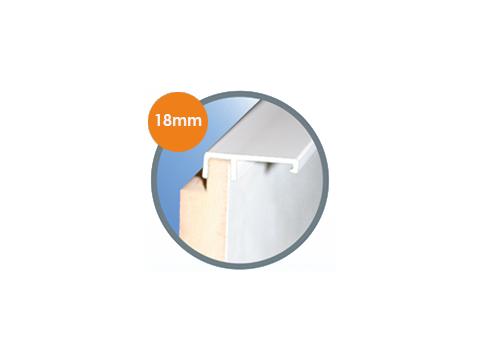 Декоративная планка minka 18 мм