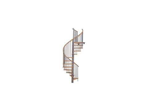 лестница Spiral decor d160 (silver)