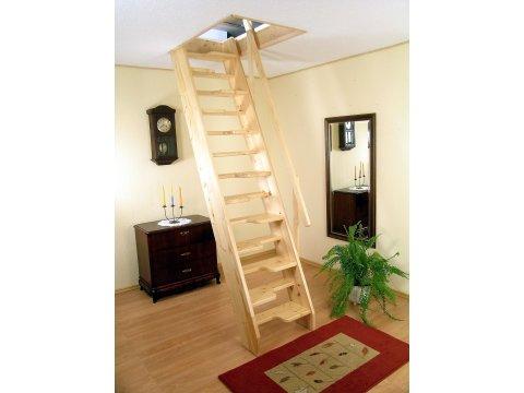 Раздвижная чердачная лестница Ножничная